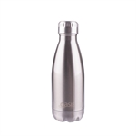 Oasis Insulated Drink Bottle Stainless Steel 350ml Silver-water-and-sports-bottles-What's Cooking