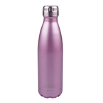 Oasis Insulated Drink Bottle Stainless Steel 500ml Blush-water-and-sports-bottles-What's Cooking