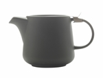Maxwell & Williams Tint Teapot Charcoal 600ML-tea-makers-and-pots-What's Cooking Online Store
