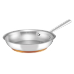 Essteele Per Vita Frypan 24cm Stainless Steel-frypans-and-skillets-What's Cooking
