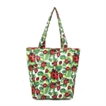 Sachi Insulated Market Tote Lady Bug-cooler-bags-What's Cooking
