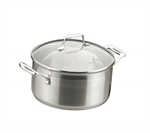 Scanpan Impact Casserole 18cm - 2.5 Litre-casseroles-and-stockpots-What's Cooking Online Store