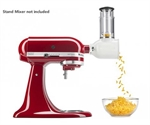 KITCHENAID SLICER SHREDDER FRESH PREP-mixer-accessories-What's Cooking