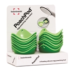 Fusion Poach Pod Set Of 2 Green-gadgets-What's Cooking