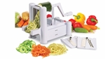 Avanti Spiretti Fruit and Vegetable Slicer with 3 Blades-spiralizers-What's Cooking