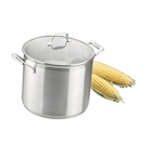 Scanpan Impact Stockpot 24cm - 7.2 Litre-casseroles-and-stockpots-What's Cooking Online Store