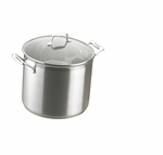 Scanpan Impact Stockpot 26cm - 11L-casseroles-and-stockpots-What's Cooking Online Store