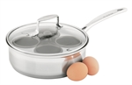 Scanpan Impact Egg Poacher Set 20cm-cookware-specialty-What's Cooking
