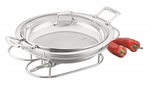 Scanpan Impact Chafing Set 32cm-cookware-specialty-What's Cooking Online Store