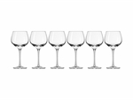 Krosno Harmony Wine Glass 570ML 6pc Gift Boxed-maxwell-and-williams--What's Cooking