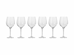 Krosno Harmony Wine Glass 450ML 6pc Gift Boxed-maxwell-and-williams--What's Cooking