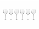 Krosno Harmony Wine Glass 370ML 6pc Gift Boxed-maxwell-and-williams--What's Cooking