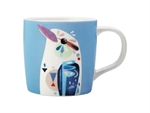 Maxwell & Williams Pete Cromer Mug 375ML Kookaburra Gift Boxed-coloured-dinnerware-What's Cooking