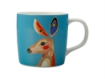 Maxwell & Williams Pete Cromer Mug 375ML Kangaroo Gift Boxed-coloured-dinnerware-What's Cooking