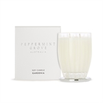 Peppermint Grove Candle Large 350g Gardenia-candles-and-room-fragrance-What's Cooking Online Store