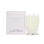 Peppermint Grove Candle Large 350g Patchouli & Bergamot-candles-and-room-fragrance-What's Cooking Online Store