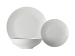 Maxwell & Williams White Basics Tribeca Coupe Dinner Set 12pc Gift Boxed-dinner-sets-What's Cooking Online Store