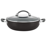 Anolon Endurance Risotto Pan 30cm 5.2 Litres-saute-and-chefs-pans--What's Cooking