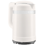 KitchenAid Design Kettle 1.5 Litre Almond Cream-toasters-and-kettles-What's Cooking