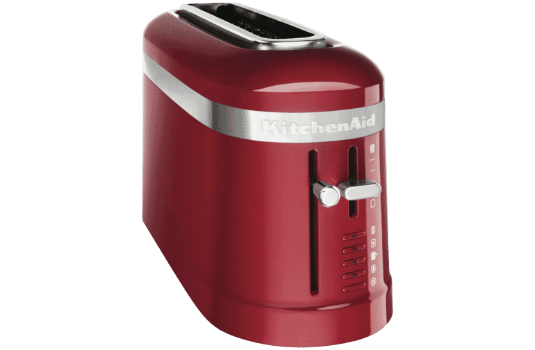 Kitchenaid Design Toaster Single Slot Empire Red Kitchen