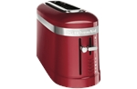 KitchenAid Design Toaster Single Slot Empire Red-toasters-and-kettles-What's Cooking