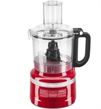 KitchenAid Food Processor 7 Cup Empire Red-blenders-processors-and-choppers-What's Cooking