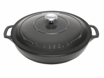 Le Chasseur Casserole 30cm 2.5 Litres Caviar-chef-pan-What's Cooking Online Store