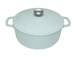 Le Chasseur Fround French Oven 24cm 4 Litres Duck Egg-casserole-What's Cooking Online Store