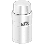 Thermos Vacuum Insulated Food Flask 710ml Red-thermos-What's Cooking