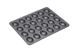 Bakemaster 24 Cup Mini Madeleine 27 X 21 cm-cake-tins-and-baking-trays-What's Cooking