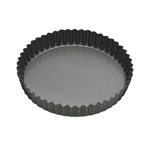Bakemaster Loose Base Round Quiche 23 X 3 cm-cake-tins-and-baking-trays-What's Cooking