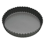 Bakemaster Loose Base Round Quiche 30 X 3 cm-cake-tins-and-baking-trays-What's Cooking