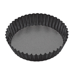 Bakemaster Loose Base Deep Quiche 25 X 5 cm-cake-tins-and-baking-trays-What's Cooking