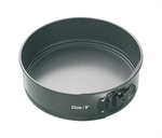 Bakemaster Springform Round Cake Pan 23 cm-bakemaster-What's Cooking