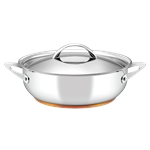 Essteele Per Vita Sauteuse 28cm 5.4 Litre-saute-and-chef-pans-What's Cooking Online Store