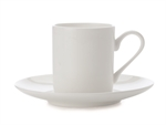 Maxwell & Williams Cashmere Straight Demi Cup and Saucer 100 ml-maxwell-and-williams-What's Cooking Online Store