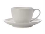 Maxwell & Williams Cashmere Rnd Demi Cup and Saucer 100 ml-maxwell-and-williams-What's Cooking Online Store