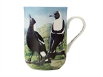 Maxwell & Williams Birds of Australia 10yr Anniversary Mug 300ML Magpie Gift Boxed-mugs-What's Cooking Online Store