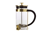 Maxwell & Williams Blend Plunger 1L Gold Gift Boxed-coffee-makers-What's Cooking Online Store