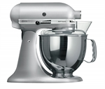 KitchenAid Stand Mixer KSM150 Cont Silver -electrical-What's Cooking