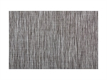 Maxwell & Williams Placemat Lurex 45x30cm Grey Stripe-placemats-and-napkins-What's Cooking