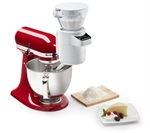KitchenAid Stand Mixer Sifter Scale Attachment-mixer-attachments-What's Cooking Online Store