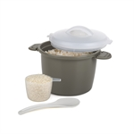 Progressive Microwave Rice Cooker 6 Cup-microwave-cookware-What's Cooking