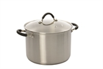 Pyrolux Stockpot Stainlkess Steel 26cm 10 Litre-pyrolux-What's Cooking Online Store