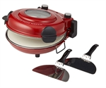 MasterPro Ultimate Pizza Oven Red-davis-and-waddell-What's Cooking Online Store
