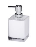 Creative Home White Lotion Dispenser Small-bathroom-What's Cooking Online Store