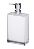 Creative Home White Lotion Dispenser Large-bathroom-What's Cooking Online Store