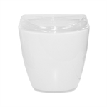 Creative Home White Bin-bathroom-What's Cooking Online Store