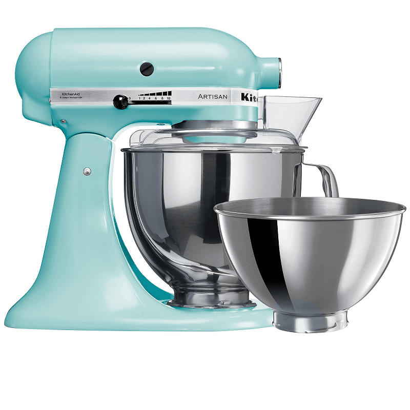 Kitchenaid Stand Mixer Ksm160 Ice Blue Kitchen Electrical Stand Mixers What S Cooking Kitchenaid Artisan 25
