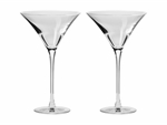 KR Duet Martini Glass 170ML Set of 2 Gift Boxed-krosno-What's Cooking Online Store